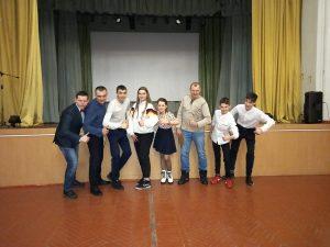 Мастер класс от КВНщиков.