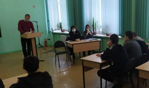 Встреча с представителями правоохранительных органов