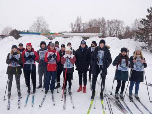 Лыжня России 2021