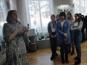 Посещение Осинниковского городского краеведческого музея