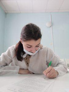 Волонтеры вакцинации ОГТК