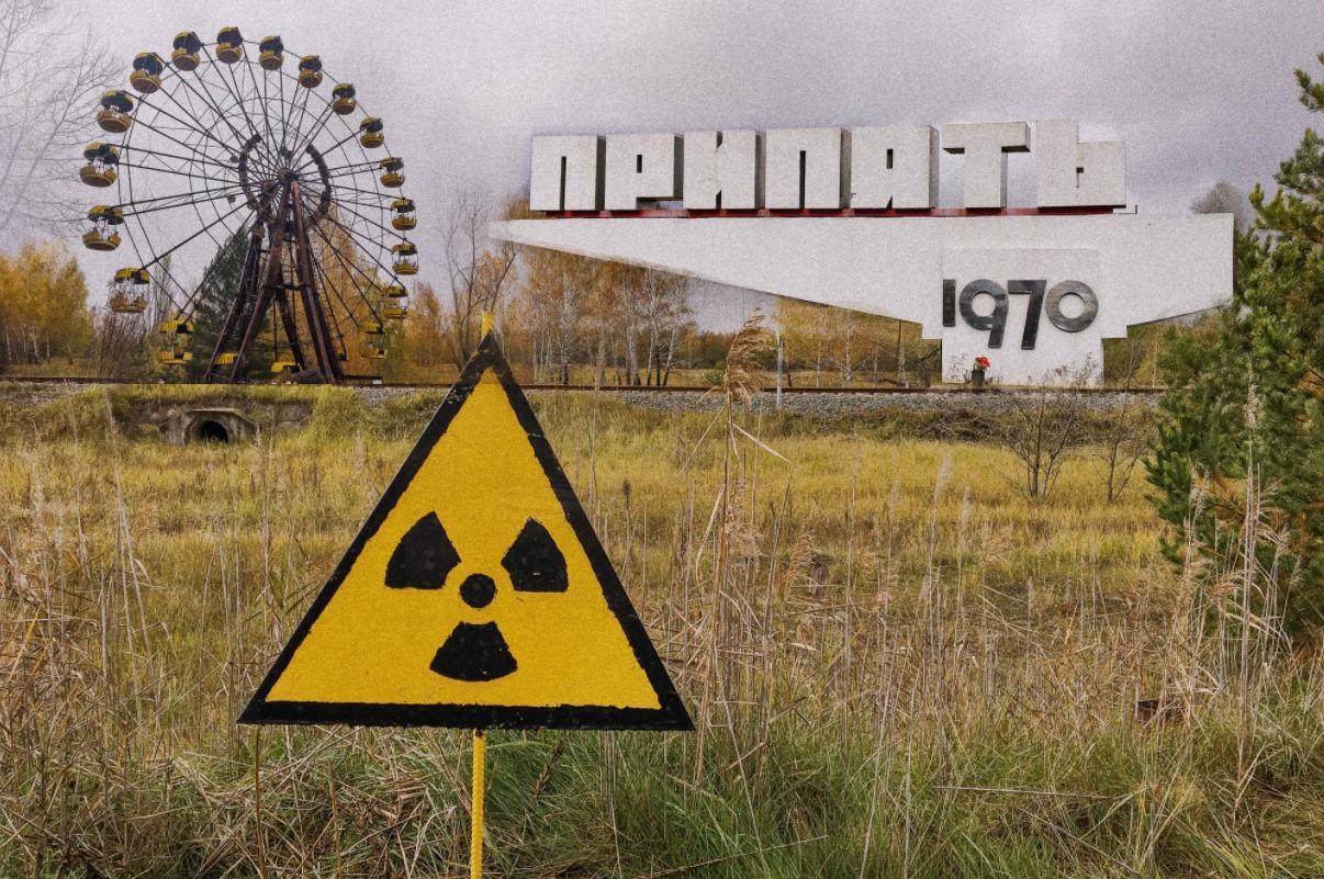 Классный час в городской библиотеке «Трегедия — Чернобыль»
