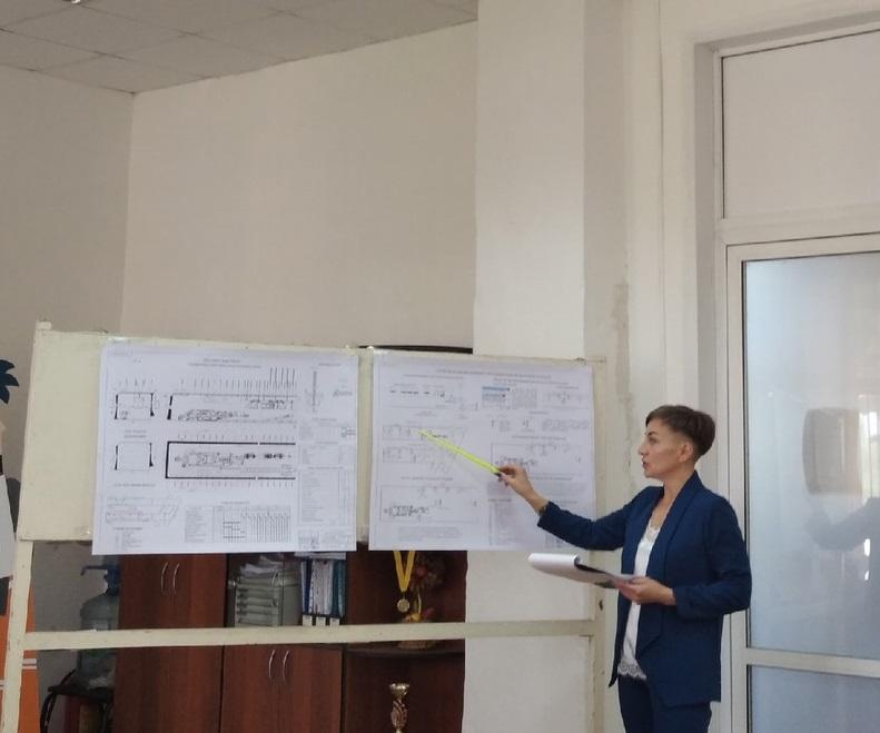 Защита выпускных квалификационных работ на заочном отделении ГПОУ ОГТК